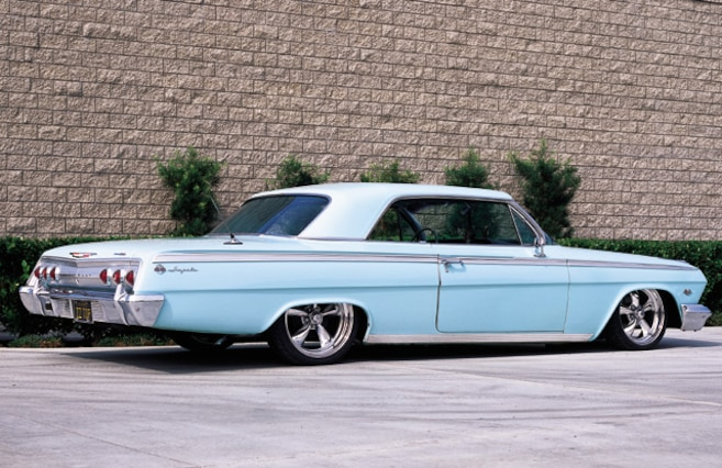 1962 Chevy Impala by Billy Gibbons- Super Chevy Magazine