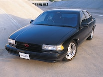 0401sc_10z 1996_chevrolet_impala_ss Left_front_view