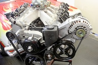 Check Out Holley's New Affordable LS Engine Accessory Drive System