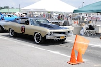 2015 Syracuse Nationals 1969 Chevelle Autocross