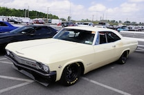 2015 Syracuse Nationals 1966 Impla Ss