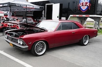2015 Syracuse Nationals 1966 Chevelle
