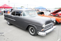 2015 Syracuse Nationals 1955 Chevy  1