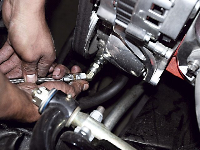 Installing A Hydroboost Brake System on a Chevy