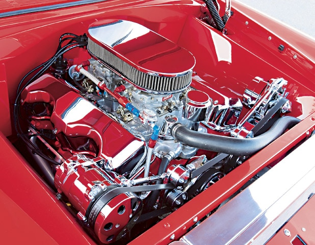 0602sc_05z 1955_chevrolet_nomad Engine_view