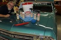 1967 Chevy Chevelle Detailing John Gilbert