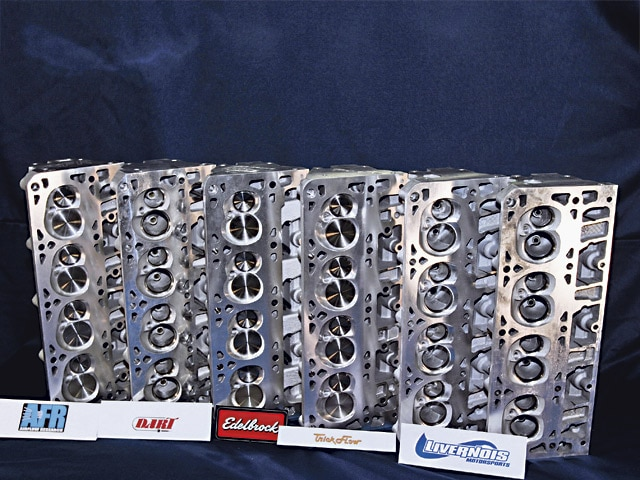Cylinder Head Testing - GM High Tech Performance Magazine