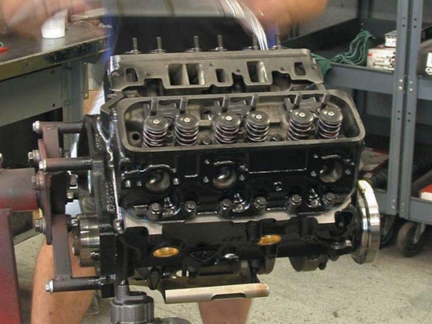 Chevy 4.3L 262ci V-6 - Engine Build on