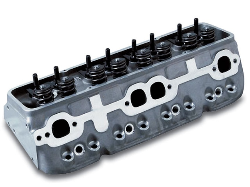 Chevy Cylinder Heads - High Performance On A Budget - Super