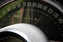 1960 Chevrolet Corvette Speedometer