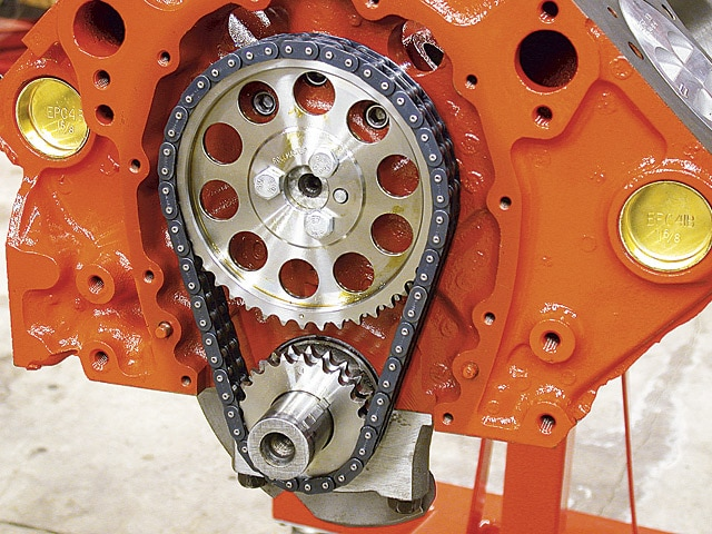 How To Install A Camshaft - Tech Article - Chevy High