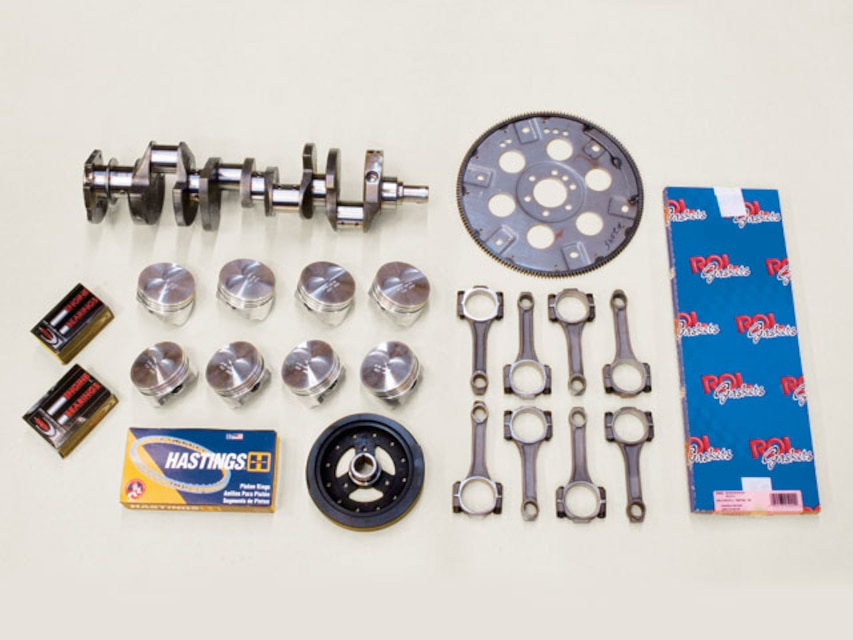 Small-Block Chevy Stroker Kit - Budget 383 Cube Build