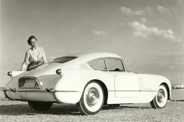 1954 Chevrolet Corvette Corvair