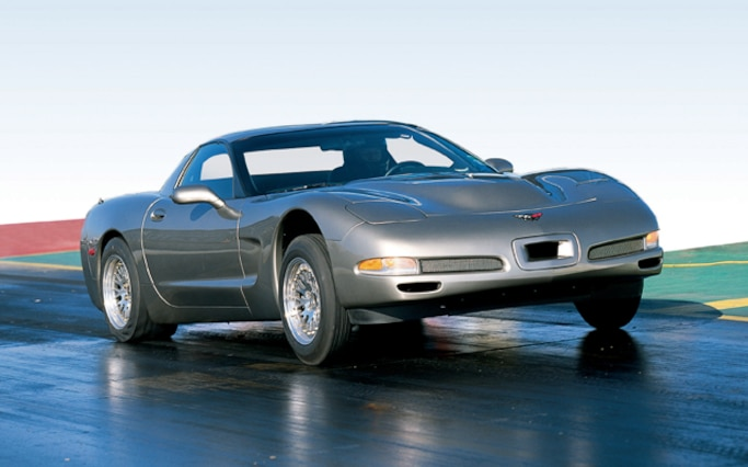 Lingenfelter 1 100hp Twin Turbo C5 Corvette Featured