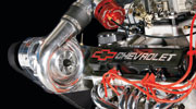 Small-Block Chevy Supercharger - Blow Away The Competition