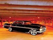 Sucp 0705 Pl 1959 Chevrolet Impala Front View