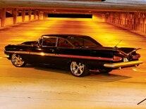 Sucp_0705_08_z 1959_chevrolet_impala Rear_driver_side_view