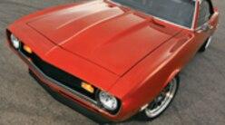 Sucp 0708 04pl 1968 Ls2 Camaro Front Left View