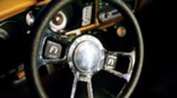 Chevy Paddle Shifters - Retro-Tek Automatic Transmission Kit