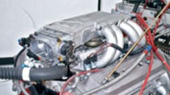 Sucp 0703 Pl Chevy L98 Engine Stealth TPI Induction