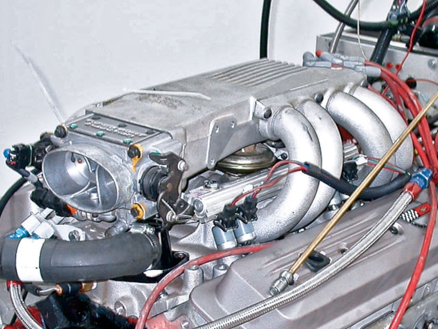 Stealth TPI Induction - L98 Stroker Installation - Super Chevy Magazine