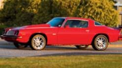 1976 Chevy Camaro - LS6 Powered Second Gen - Super Chevy Magazine