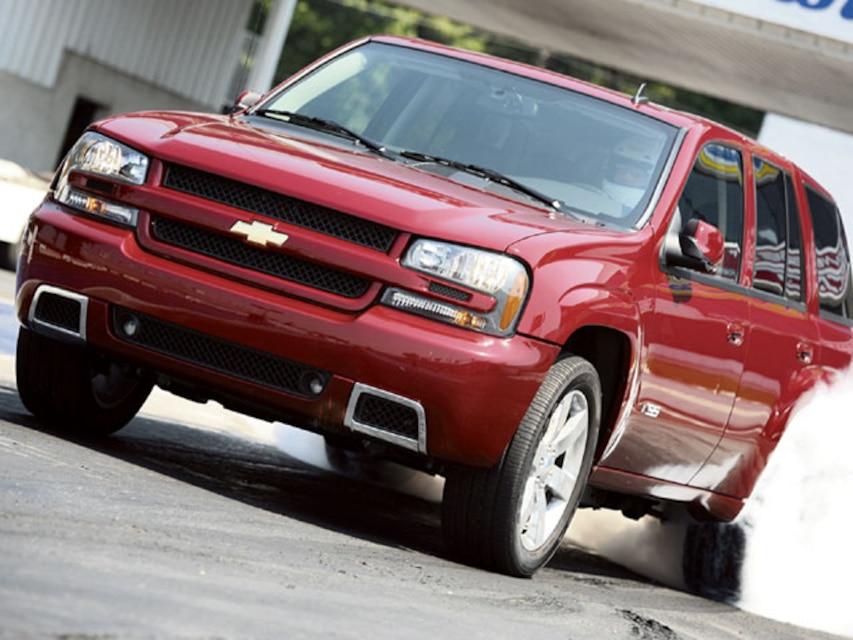 Chevy Trailblazer SS - Super SUV Road Test - Super Chevy