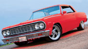 1964 Chevelle Malibu SS - The Hunter And The Hunted