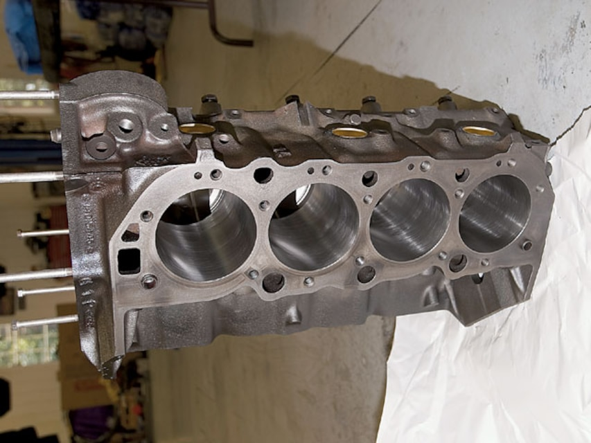 Big-Block Engine Build - Nitrous-Ready 496ci True Street Motor