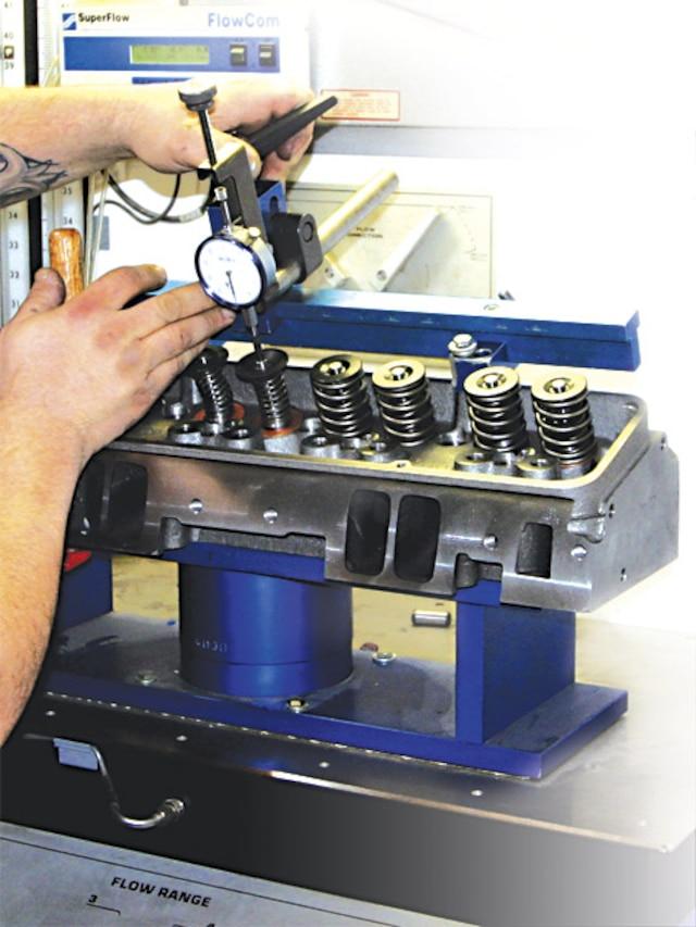 Cylinder Head Power Curves - Chevy High Performance Magazine