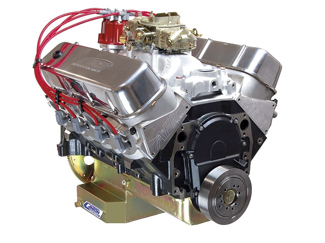 Chevy Big Block Engine - Chevy High Performance Magazine