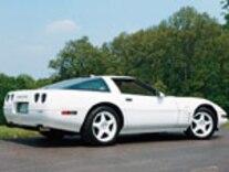 Corp 0703 Pl Brilliant White 1992 Corvette ZR1