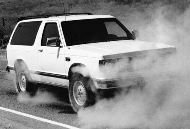 Chevrolet S10 V8 Engine Swap - Chevy High Performance