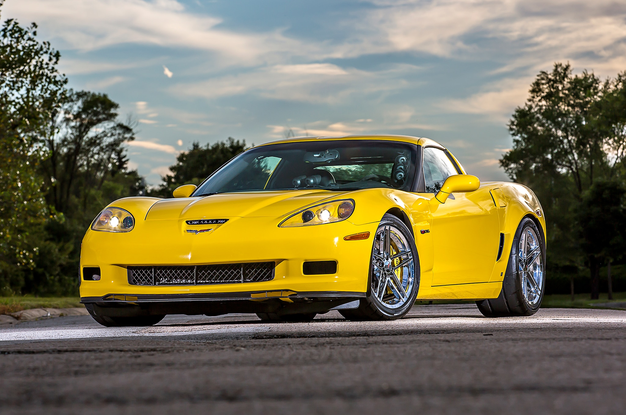 Insane 1,370 Horsepower 2007 Chevrolet Corvette Z06
