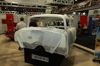 001 SEMA Replica Car Bill Is Law Woodys 1955 Chevy