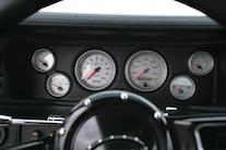 9 1970 Pro Touring Camaro Dash