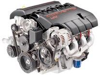 Vemp 0805 Pl Corvette LS3 Engine