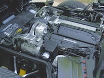 Corp_0401_04_z 1993_chevrolet_corvette_convertible Engine