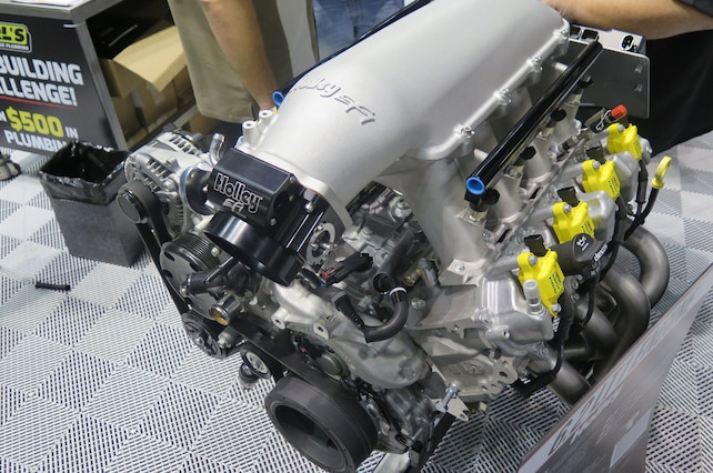 Top 5 New LT1 Parts from PRI Continue Chevy Small-block Legacy