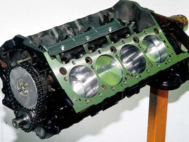 Nu-Tek Motorsports - LT1 Crate Motor - Specifications - GM