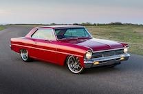 1967 Chevrolet Nova Front Side View