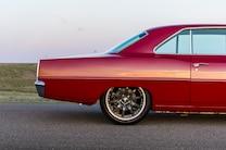 1967 Chevy Nova Ss Rear Wheel