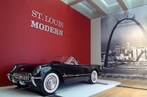 1954 Black Corvette SLAM Exhibit