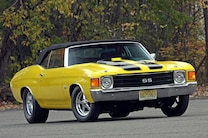 1972 Chevelle Yellow Cowl Big Block 496 07