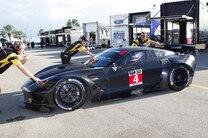 2016 Imsa Chevrolet Corvette C7r Dayton Testing 07