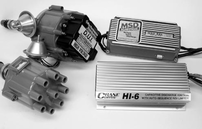 Inductive & CD Ignition Basics - Tech Article - Chevy High ... on mallory furniture, mallory electronics, mallory gauges, mallory battery, mallory resistors,