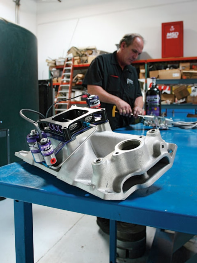 406 Small Block Chevy Engine - Upper Limits