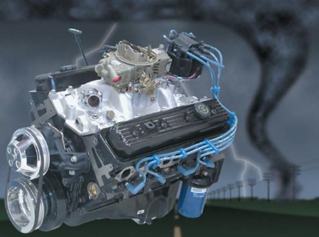 Chevrolet HT 383 Engine - Chevy High Performance