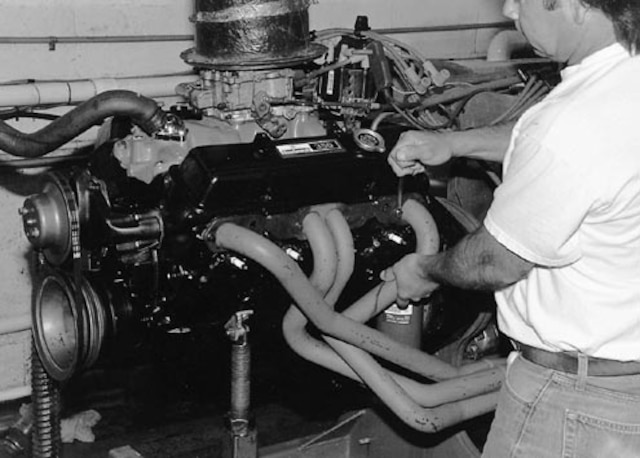 GM 350 Crate Engine Build - Chevy High Performance