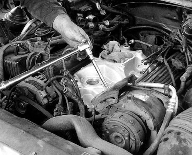 Install An Intake Manifold